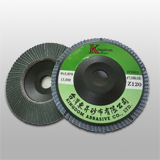 ZP-Zirconia Flap Disc(Plastic Backing)