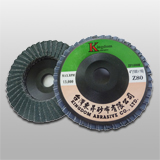 ZPD-Zirconia Double Flaps Disc(Plastic Backing)