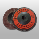 AP-A/O Flap Disc(Plastic Backing)