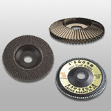 Silicon Carbide Flap Disc(Plastic Backing)