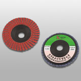 SZPD-Ceramic&Zirconia Double Flaps Disc(Plastic Backing)