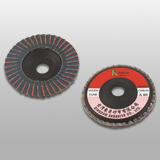 ZSPD-Zirconia&Ceramic Double Flaps Disc(Plastic Backing)