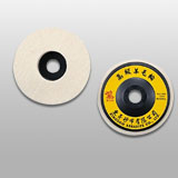 PW-Felt Polishing Disc(Plastic Backing)